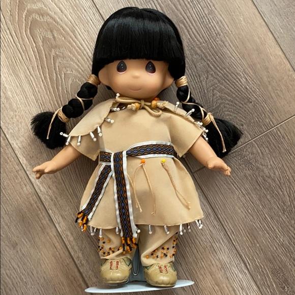 Native American doll named Pasoo